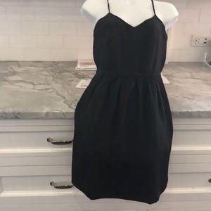 J crew slip dress size 2